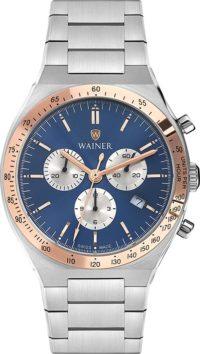 Мужские часы Wainer WA.10100-B фото 1