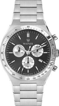 Мужские часы Wainer WA.10100-C фото 1