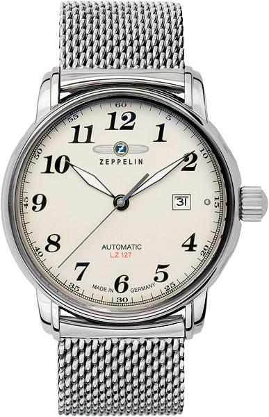 Мужские часы Zeppelin Zep-7656M5 фото 1