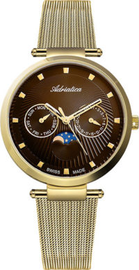 Женские часы Adriatica A3703.114GQF фото 1