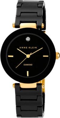 Женские часы Anne Klein 1018BKBK фото 1