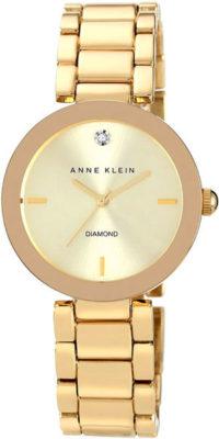 Женские часы Anne Klein 1362CHGB фото 1