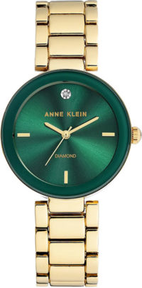 Женские часы Anne Klein 1362GNGB фото 1