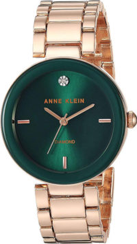 Женские часы Anne Klein 1362GNRG фото 1