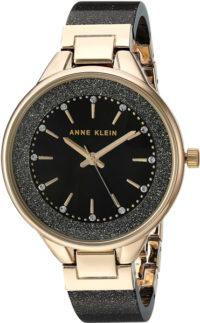 Женские часы Anne Klein 1408BKBK фото 1