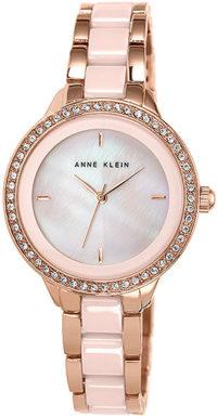 Женские часы Anne Klein 1418RGLP фото 1