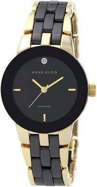 Женские часы Anne Klein 1610BKGB фото 1
