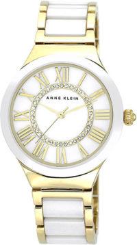 Женские часы Anne Klein 1814WTGB фото 1