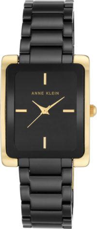 Женские часы Anne Klein 2952BKGB фото 1