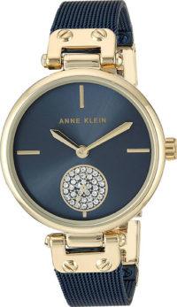 Женские часы Anne Klein 3001GPBL фото 1