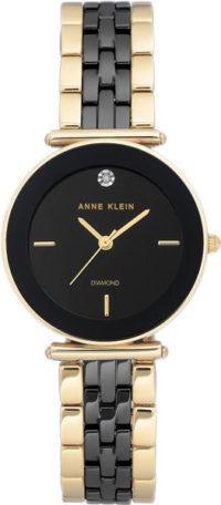 Женские часы Anne Klein 3158BKGB фото 1