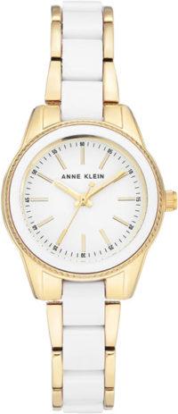 Женские часы Anne Klein 3212WTGB фото 1
