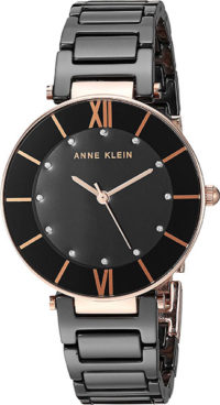 Женские часы Anne Klein 3266BKRG фото 1
