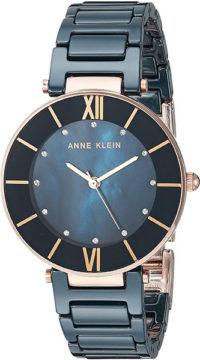 Женские часы Anne Klein 3266NVRG фото 1