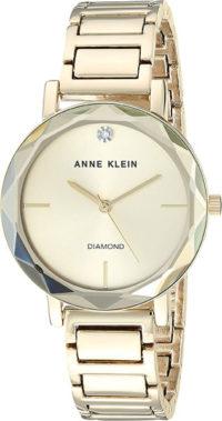 Женские часы Anne Klein 3278CHGB фото 1