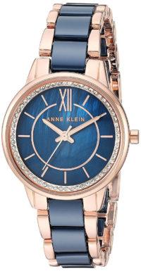 Женские часы Anne Klein 3344NVRG фото 1
