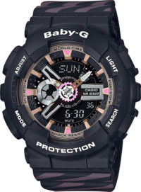 Женские часы Casio BA-110CH-1A фото 1