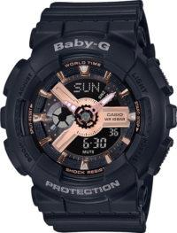 Женские часы Casio BA-110RG-1A фото 1