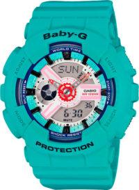 Женские часы Casio BA-110SN-3A фото 1