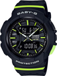 Женские часы Casio BGA-240-1A2 фото 1