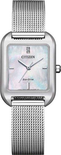 Женские часы Citizen EM0491-81D фото 1