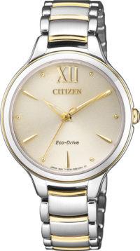 Женские часы Citizen EM0554-82X фото 1