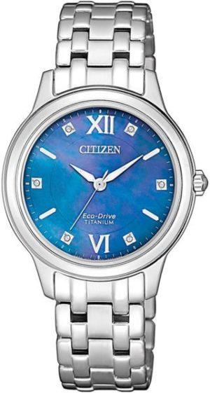 Citizen EM0720-85N Super Titanium