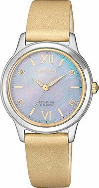 Женские часы Citizen EM0724-17Y фото 1