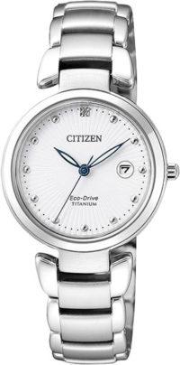 Женские часы Citizen EW2500-88A фото 1