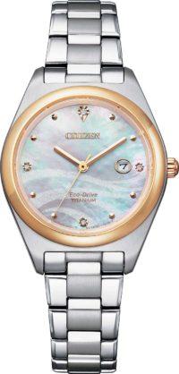 Женские часы Citizen EW2606-87Y фото 1