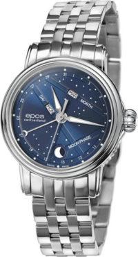 Женские часы Epos 4391.832.20.16.30 фото 1