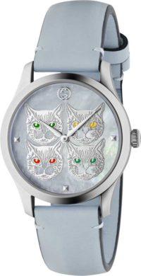 Женские часы Gucci YA1264124 фото 1