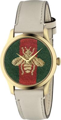 Женские часы Gucci YA1264128 фото 1
