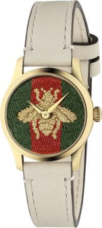 Женские часы Gucci YA1265009 фото 1