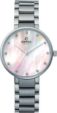 Женские часы Obaku V189LXCPSC фото 1