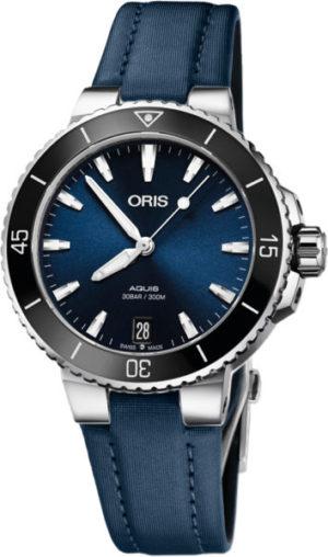 Oris 733-7731-41-35FC Aquis Date