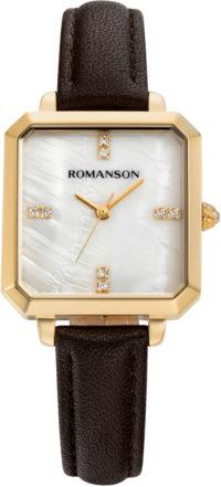 Женские часы Romanson RL0B14LLG(WH) фото 1