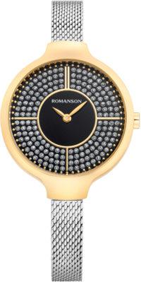 Женские часы Romanson RM0B13LLG(BK) фото 1