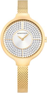 Женские часы Romanson RM0B13LLG(WH) фото 1