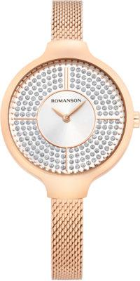 Женские часы Romanson RM0B13LLR(WH) фото 1