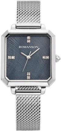 Женские часы Romanson RM0B14LLW(BK) фото 1