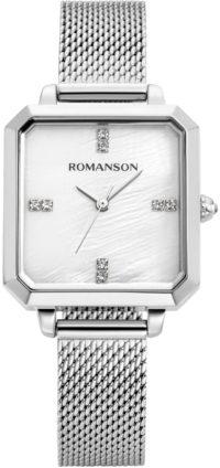 Женские часы Romanson RM0B14LLW(WH) фото 1