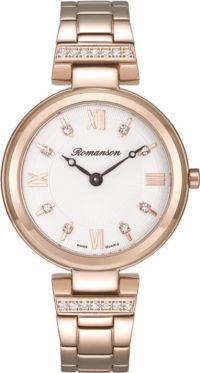Женские часы Romanson RM8A15QLR(WH) фото 1