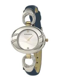 Женские часы Romanson RN0391QLC(WH)BU фото 1