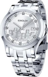 Женские часы SOKOLOV 303.71.00.000.01.01.2 фото 1