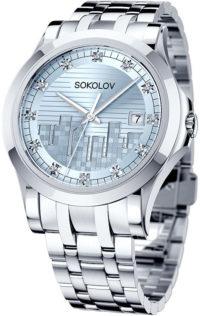 Женские часы SOKOLOV 303.71.00.000.03.01.2 фото 1