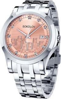 Женские часы SOKOLOV 303.71.00.000.04.01.2 фото 1