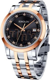 Женские часы SOKOLOV 303.76.00.000.06.02.2 фото 1