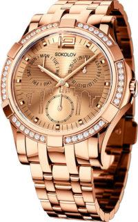 Женские часы SOKOLOV 305.73.00.001.05.02.2 фото 1