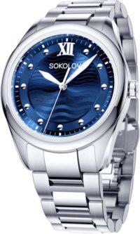 Женские часы SOKOLOV 322.71.00.000.02.01.2 фото 1
